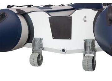 Roti transport barca gonflabila Kolibri [1]