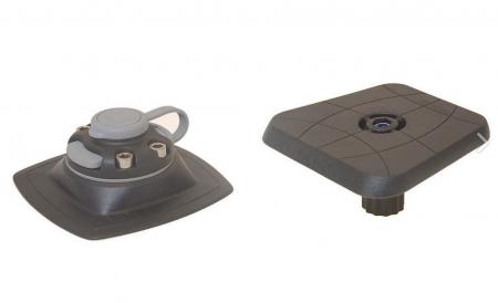 Suport sonar set cu baza (Sl223 + FMp224) FASTen BORIKA SLp 223 100 * 100 mm [0]