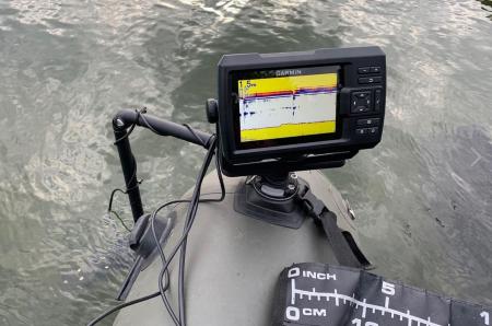 Suport sonar+sonda FASTen BORIKA Ft450 [5]