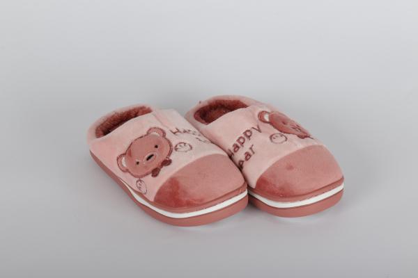 papuci de camera  copii  culoare roz chisinau 1