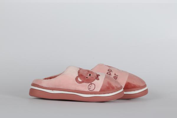 papuci de camera  copii  culoare roz chisinau 2