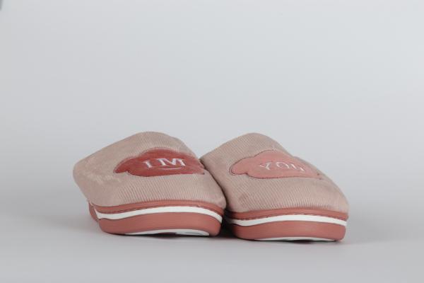 papuci casa copii  culoare roz md 1