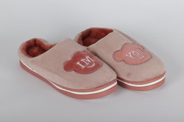 papuci casa copii  culoare roz md 0