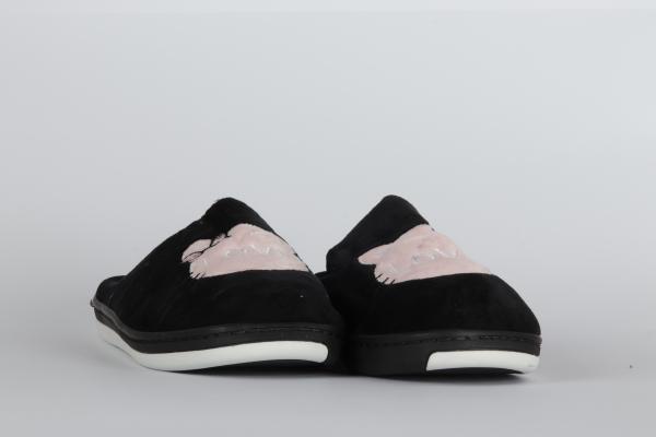 papuci casa femei culoare roz moldova 1