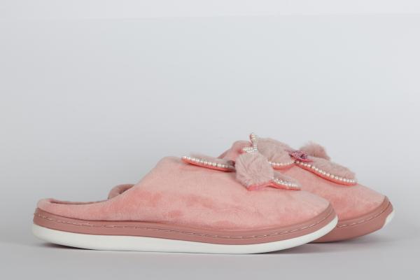 papuci de camera  culoare roz pentru femei moldova 2