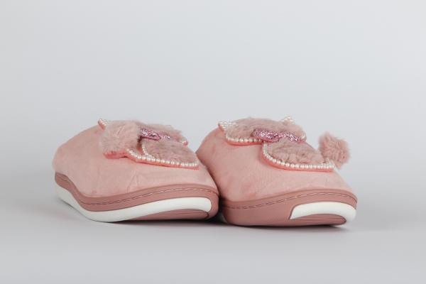 papuci de camera  culoare roz pentru femei moldova 1