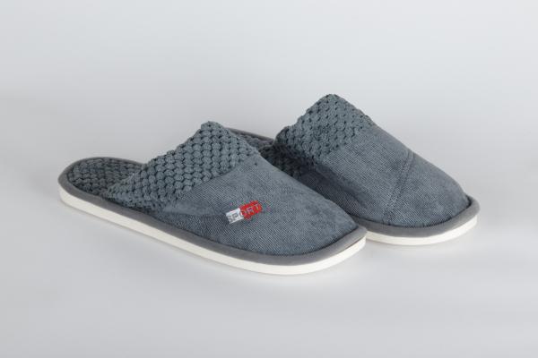 papuci casa culoare albastru pentru barbati md 0