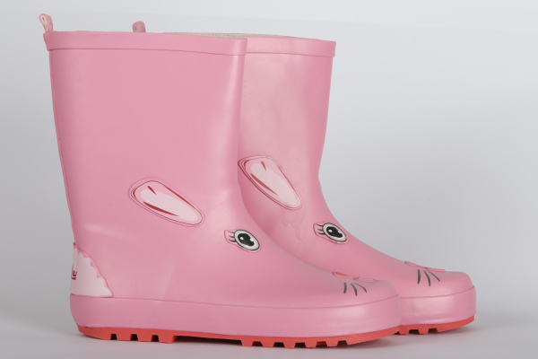 cizme de toamna cauciuc roz pentru copii chisinau 2