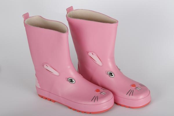 cizme de toamna cauciuc roz pentru copii chisinau 0