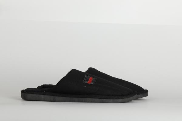 papuci casa culoare negru pentru barbati moldova 1