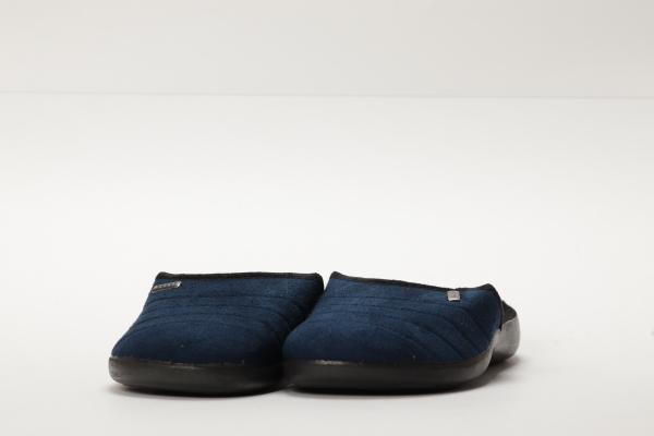 papuci casa culoare albastru inchis pentru barbati chisinau 2