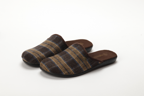 papuci de casa culoare cafeniu pentru barbati chisinau 0