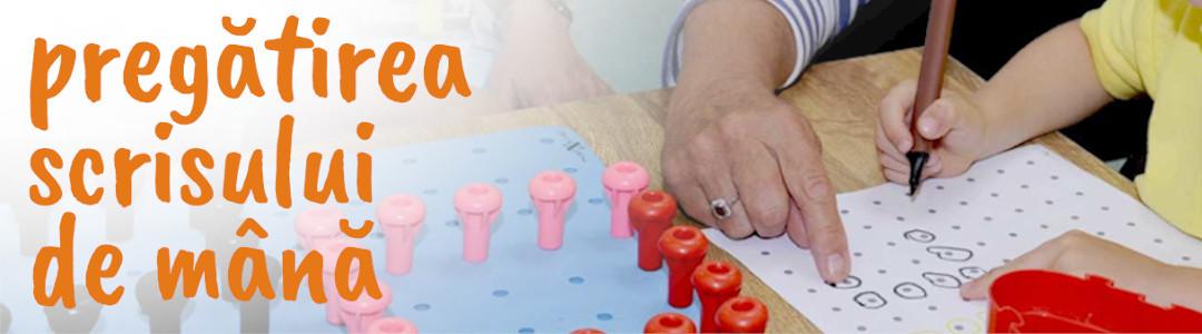 Pregătirea scrisului de mână