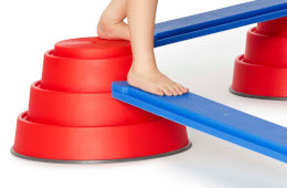 Traseul psihomotric și antrenamentul săriturilor