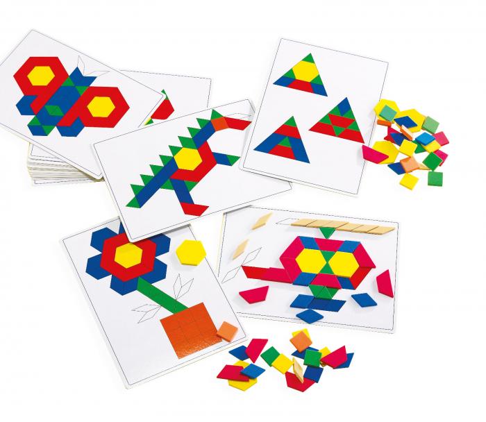 Cartoane pentru forme geometrice 0