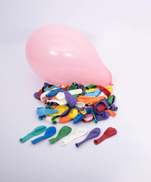 Baloane rotunde 175 mm, set de 100 0
