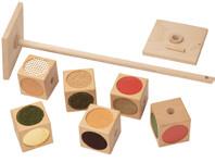 Cuburi tactile 0