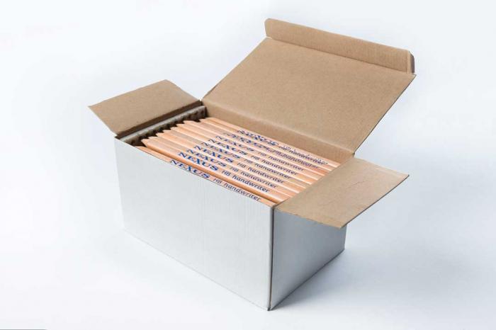 Set de creioane HB triunghiulare groase [0]