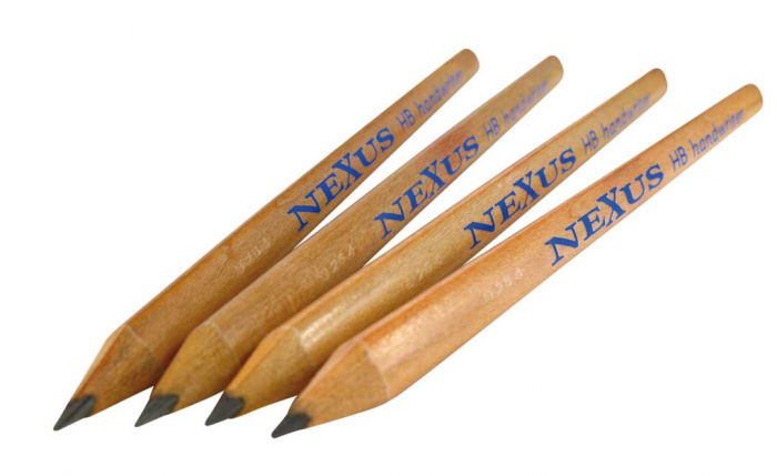 Set de creioane HB triunghiulare groase [2]