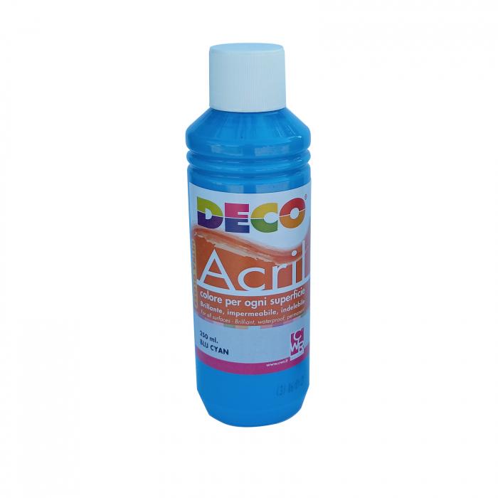 Vopsea acrilică, set de 6 culori de 250 ml [3]