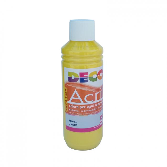 Vopsea acrilică, set de 6 culori de 250 ml [7]