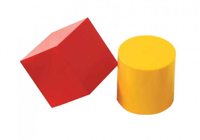 Set de 17 corpuri geometrice mari [1]