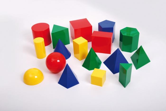 Set de 17 corpuri geometrice mari [3]