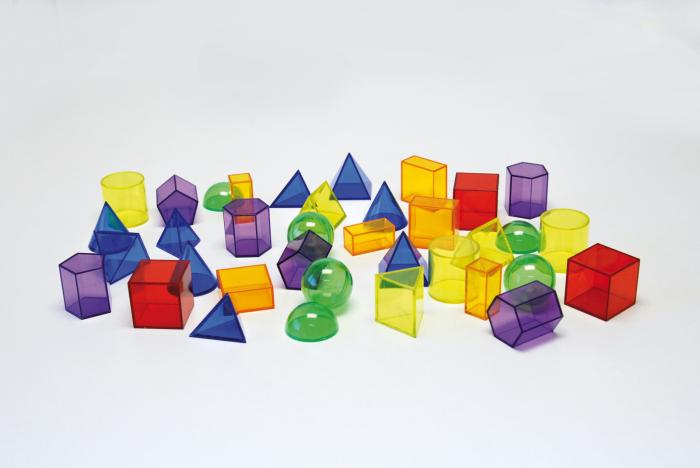 Forme geometrice transparente [1]