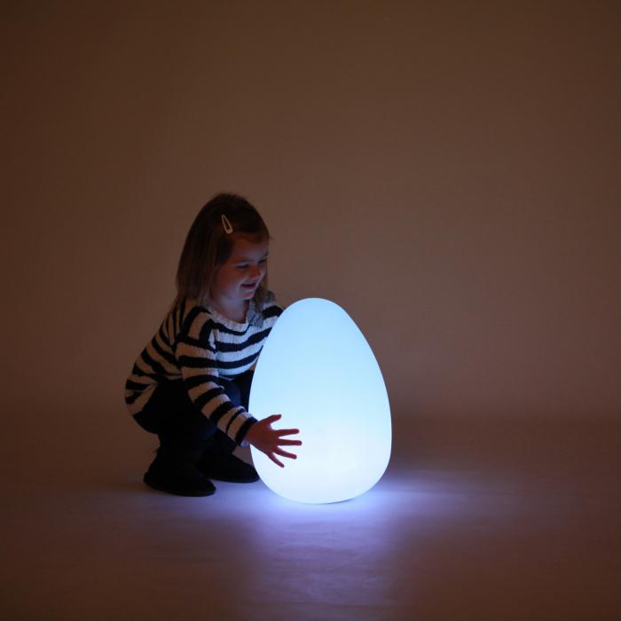 Ou senzorial luminos 2