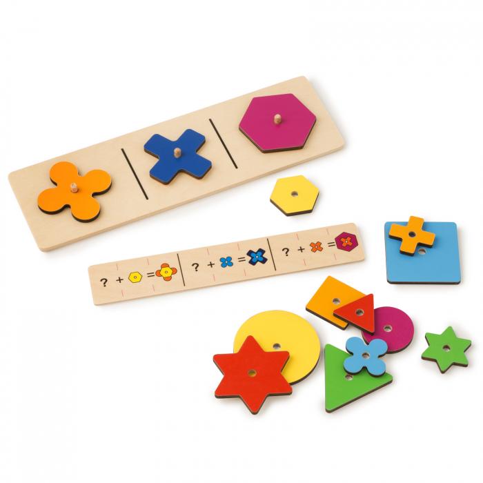 Joc de dezvoltare cognitivă, Construiește o Floare 2