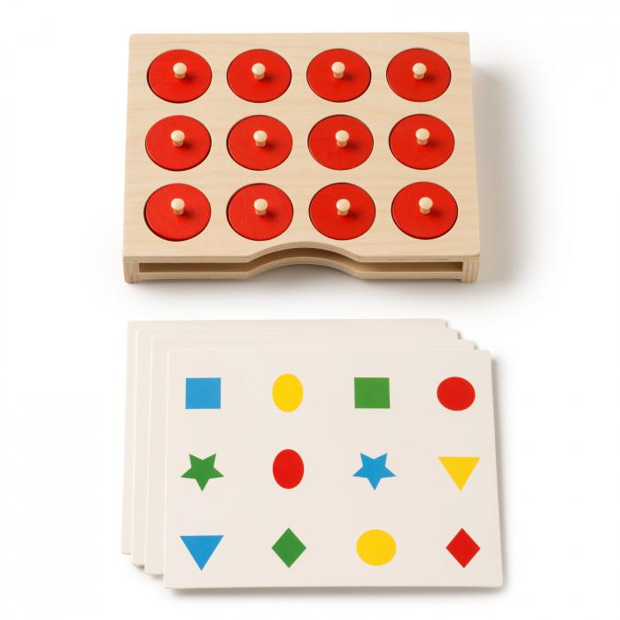 Joc de dezvoltare cognitivă, Caută și găsește 0