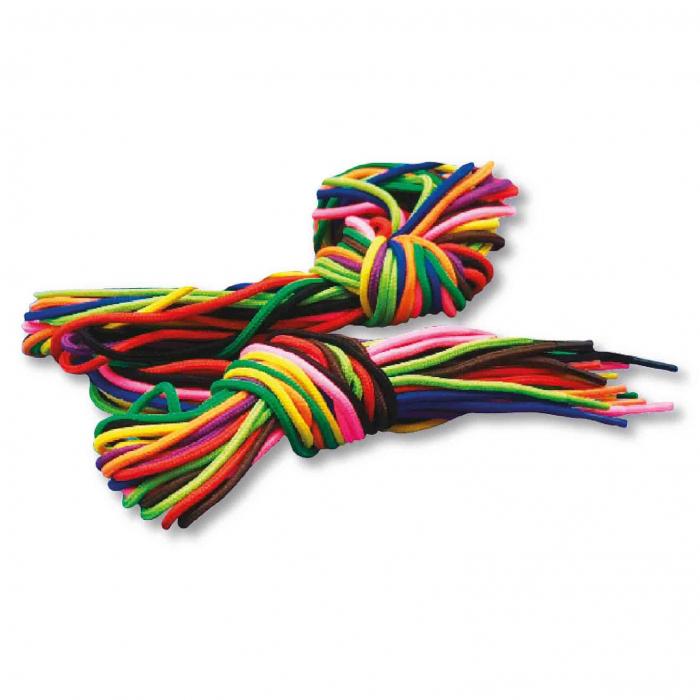 Set de șnururi culori fluorescente [0]