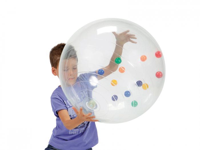Minge transparentă de activitate 3
