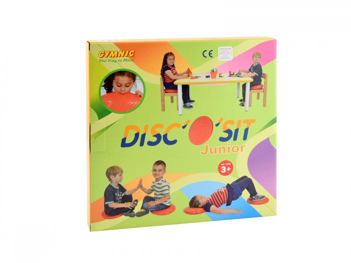 Pernă gonflabilă ergonomică Disc'o'Sit junior 1