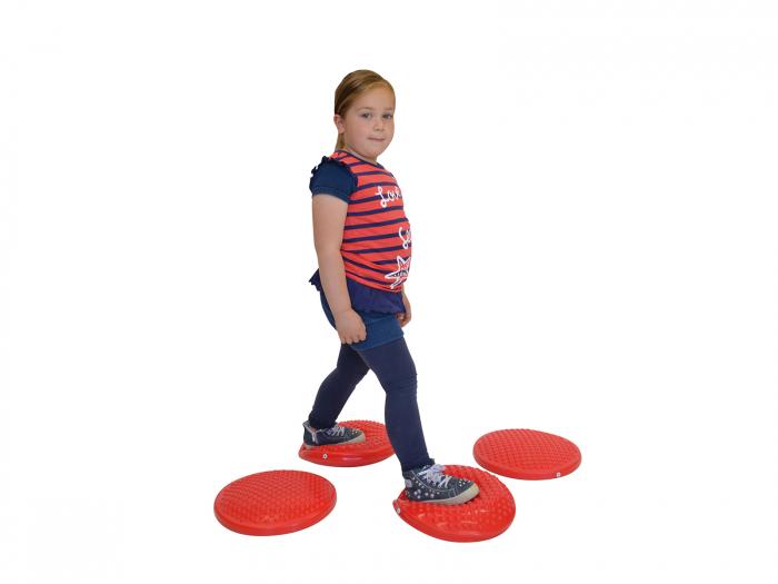 Pernă gonflabilă ergonomică Disc'o'Sit junior 4