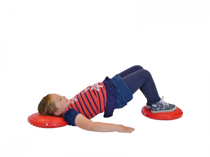 Pernă gonflabilă ergonomică Disc'o'Sit junior 3