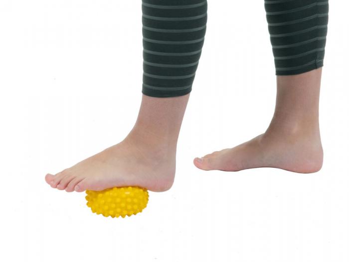 Sensyball mic, minge cu țepi 2