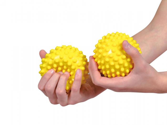 Sensyball mic, minge cu țepi 1
