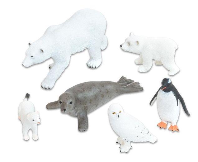 Animale arctice 0