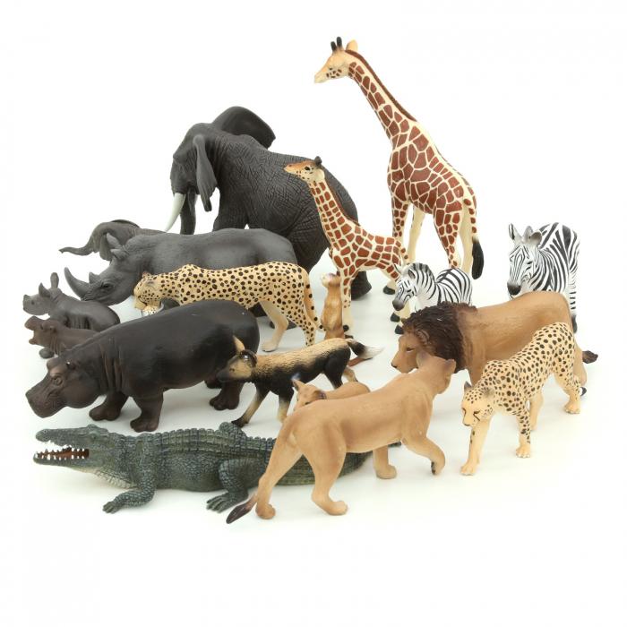 Animale de pe savana Africană 1