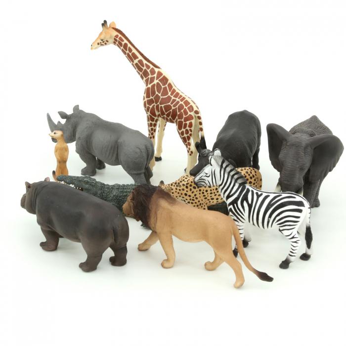 Animale din Africa realistice 2