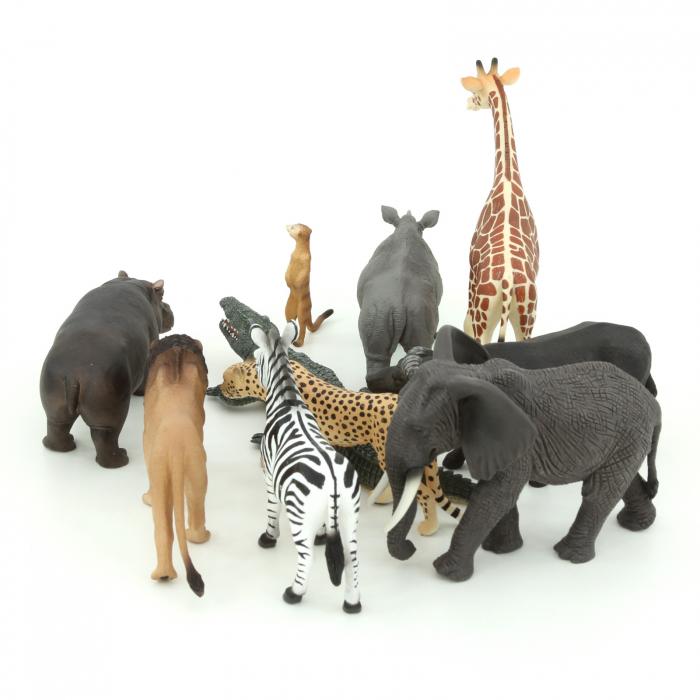 Animale din Africa realistice 1