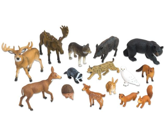 Animale sălbatice din Europa 0