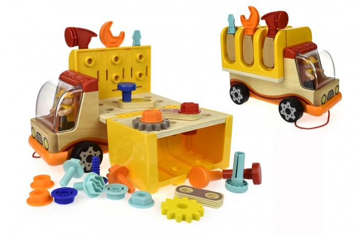 Camion cu unelte 3