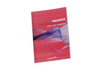 Carte descriere utilizare PARAȘUTA - Engleză 1