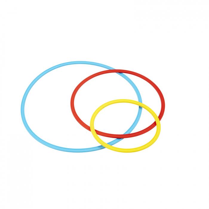 Cercuri de 50 cm - set de 3 bucăți 2