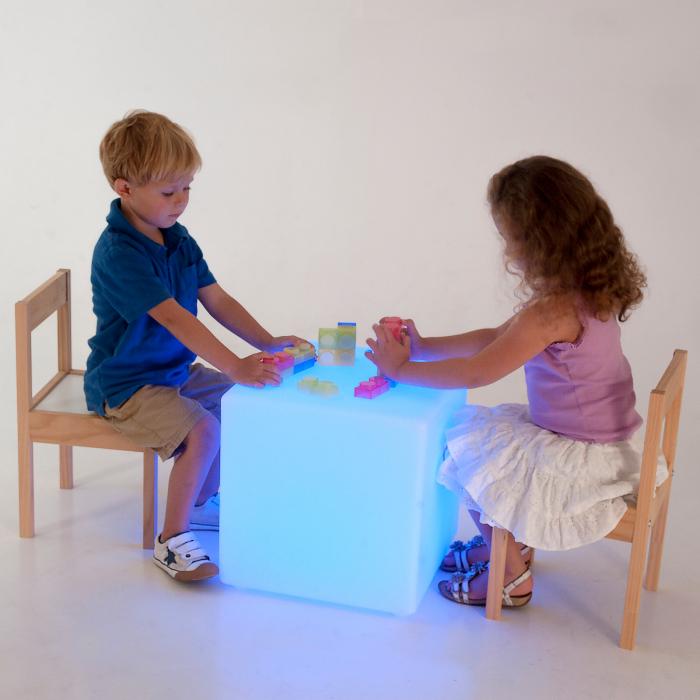 Cub Senzorial Luminos 3