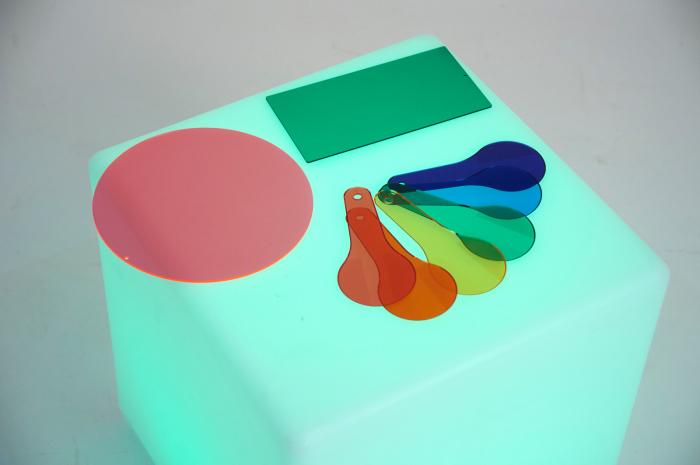 Cub Senzorial Luminos 4
