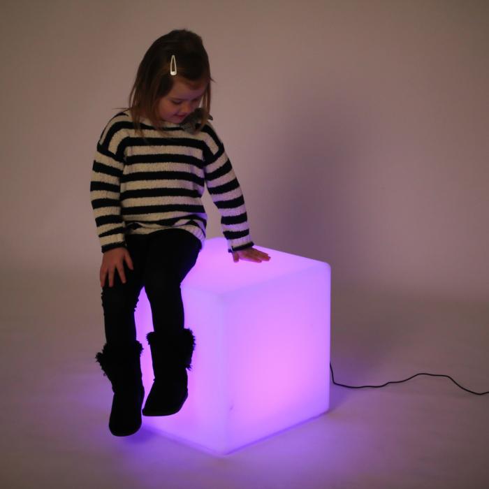 Cub Senzorial Luminos 0