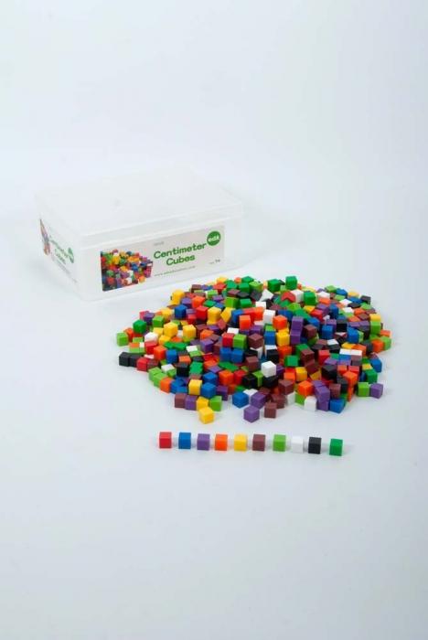 Set de 1000 de cuburi de 1 cm cub 2